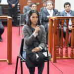 INPE: Melisa González Gagliuffi cumplirá prisión preventiva en penal Virgen de Fátima