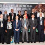 Países firman Declaración de Lima para combatir tráfico ilegal de vida silvestre