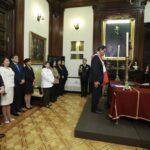 Oficializan nombramiento de Vicente Zeballos como titular de la PCM