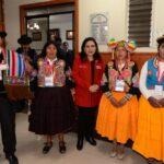 Puno: Fortalecen acciones de prevención ante violencia de género en zonas rurales