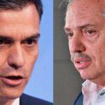 Fernández valora apoyo de Pedro Sánchez tras ganar las elecciones argentinas