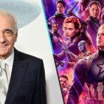 Scorsese ante las películas de Marvel: No son cine, son parques temáticos