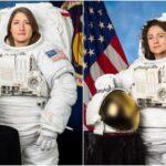 Dos astronautas inician el primer paseo espacial exclusivamente femenino (video)