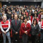Ministerio de Trabajo capacita a universitarios para que conozcan sus derechos