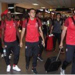 Selección peruana: La bicolor llega a Miami y realiza una práctica nocturna (VÍDEO)
