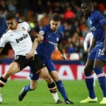 Champions League: Valencia iguala 2-2 con Chelsea por el Grupo H