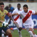 Perú cae 1 a 0 con Colombia en su último partido de preparación del año
