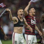Rafinha recuerda a sus amigos peruanos tras ganar la Copa Libertadores