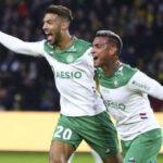 Ligue 1: Miguel Trauco anota en triunfo de 3-2 del Saint Etienne al Nantes