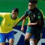 Brasil derrota a Italia 2-0 y completa las semifinales del Mundial Sub-17