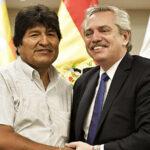Alberto Fernández denuncia golpe de Estado contra Evo Morales en Bolivia