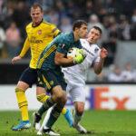 Liga Europa: Arsenal en tiempo añadido naufraga (1-1) ante Vitoria Guimaraes