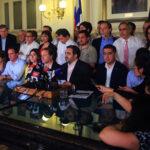 Chile: Gobierno y oposición acuerdan plebiscito para una nueva Constitución