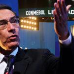 Copa Libertadores: El diálogo entre la Conmebol y Martín Vizcarra