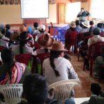 Apurímac: Capacitan a ganaderos en prevención de brotes de rabia en herbívoros