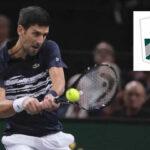 Másters 1000 de París: Djokovic en cuartos de final aplasta a Tsitsipas