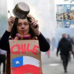 Chile: El peso sufre otra caída histórica en medio de una crisis que no cesa