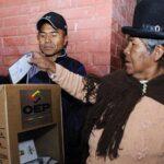 Bolivia: Se logra acuerdo definitivo sobre ley de elecciones
