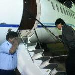 Evo Morales parte de Bolivia rumbo al exilio en México