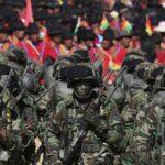 Las Fuerzas Armadas de Bolivia aseguran que nunca irán en contra del pueblo
