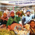 Pasco: Usuarios de Pensión 65 presentan platos ancestrales para reducir anemia
