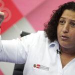 Elecciones: Gobierno no apoya a ningún candidato, afirma minstra Muñoz