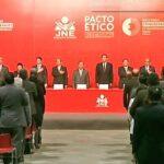 Pacto Ético Electoral: Estos son los compromisos para las elecciones 2020