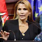 Bolivia: Ordenan arresto de expresidenta interina por la crisis del 2019
