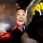 Keiko: La jefa de presunta organización criminal salió de la cárcel