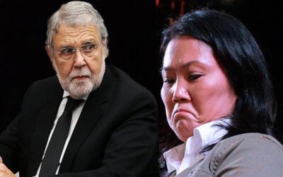 Keiko Fujimori Ernesto Blume