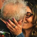 ¿De la cárcel a la boda? Lula da Silva presentó públicamente a su novia (Video)
