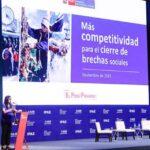 MEF exhorta a dar urgencia al cierre de brechas sociales