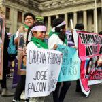 """La """"indolencia"""" ante los crímenes de género moviliza a las peruanas (Fotos)"""