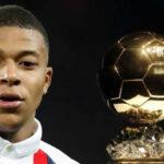 "Kylian Mbappé: ""No merezco el Balón de Oro este año"""