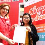 """Ministra Cáceres: Gobierno acerca oferta laboral a jóvenes con lanzamiento de """"Chapa tu chamba"""""""