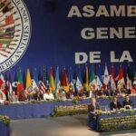 OEA: Tres candidatos tras la Secretaría General en una América convulsa