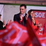 España: Victoria socialista y descalabro electoral de los liberales