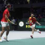 Copa Davis: Nadal y Granollers en dobles redondean la victoria de España