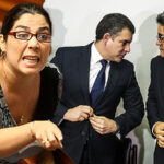 Keiko y FP no se detendrán hasta tumbarse a fiscales Vela y Pérez