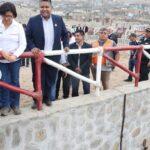 Ministra Cáceres: Incansable labor del gobierno por mejorar calidad de vida de peruanos