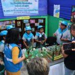 Escolares de Chimbote enseñan a ahorrar el agua en sus comunidades
