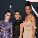 "Kristen Stewart y Naomi Scott brillan en estreno de ""Charlie's Angels"""