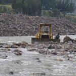 Cusco: Delimitan faja marginal del río Mapacho para prevenir desbordes