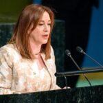 OEA: Espinosa disputará a Almagro la Secretaría General