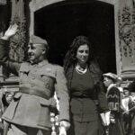 Franco dejó una herencia de 1,8 millones de euros, según prensa española