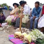 Huancayo: Con ritual ancestral distrito de Chongos Bajo celebró a sus muertos