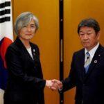 Tokio y Seúl hacen las paces en una descafeinada reunión del G20