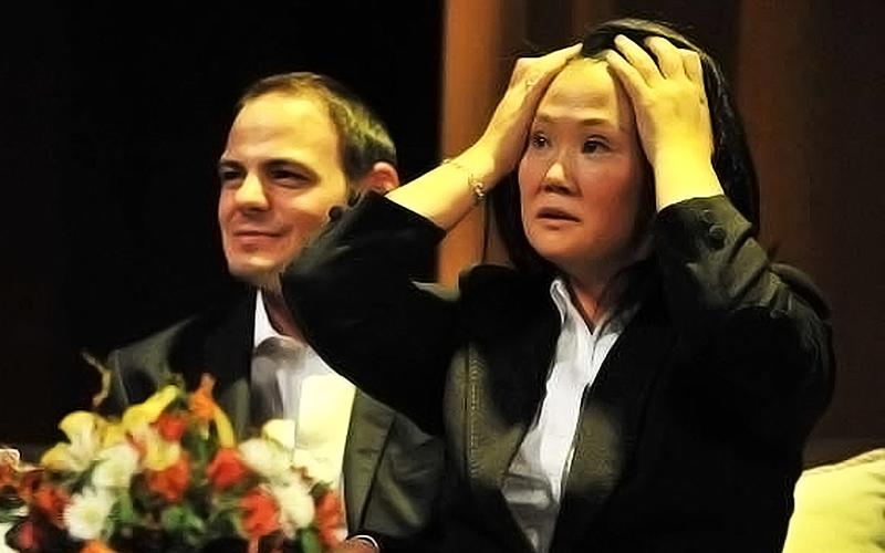 Keiko Fujimori Mark Vito