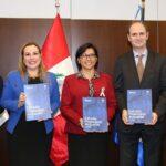 Ministra Cáceres: Gobierno garantiza atención de servicios de salud oportunos y de calidad
