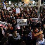 Miles de israelíes piden renuncia de Netanyahu por segunda semana consecutiva